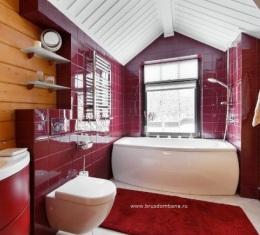 ремонт ваной комнаты в частном доме